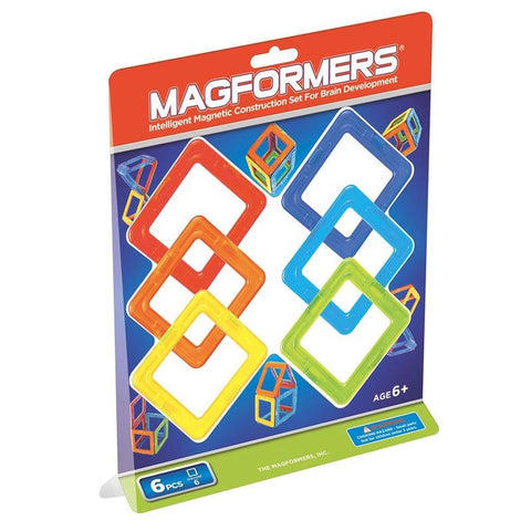 Image of   Magformers 6 stk.