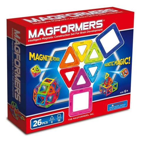 Magformers 26 stk.