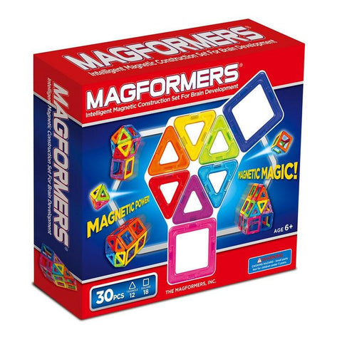 Image of   Magformers 30 stk.