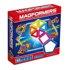 Magformers 62 stk.