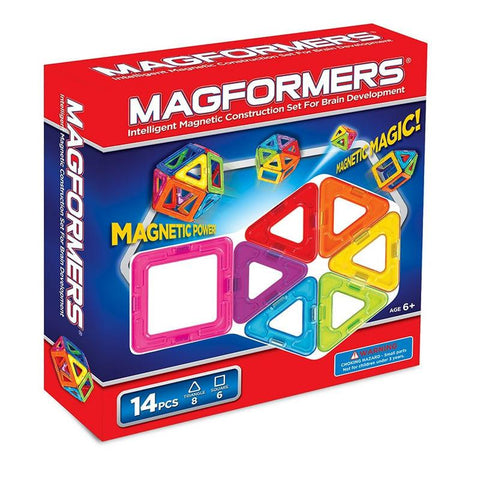 Image of   Magformers 14 stk.
