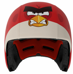 EGG Angry Birds rødt skin (small)
