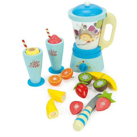 Image of   Le Toy Van blender med frugter og smoothies