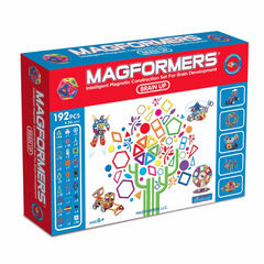 Magformers 192 stk