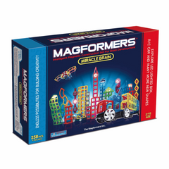 Magformers 258 stk