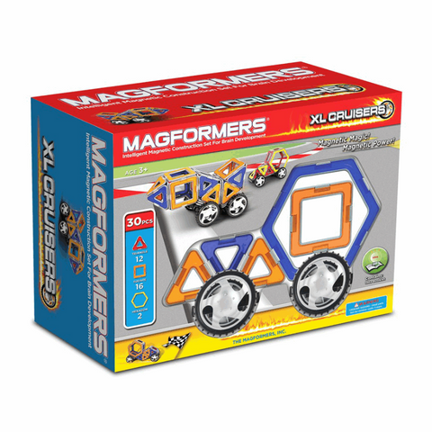 Image of   Magformers XL Cruisers sæt