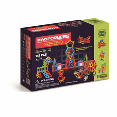 Magformers 144 stk.