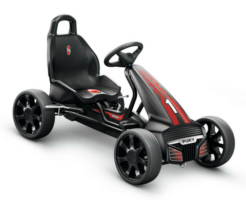 Image of   Puky gokart F550 sort