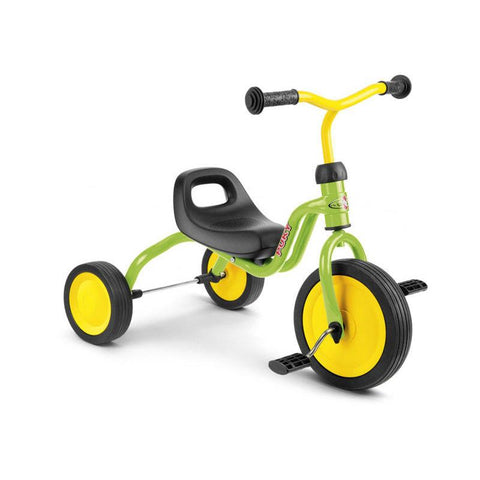 Image of   Puky pedalcykel grøn og gul - Fitsch