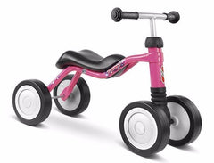 Puky cykel pink - Wutsch