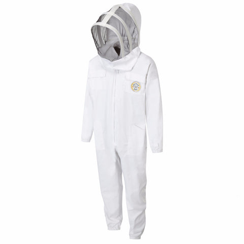 Bee Keepers Suit with Throw Back Hood