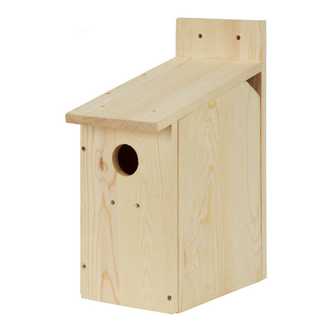 Wild Bird Nesting Box Birdhouse
