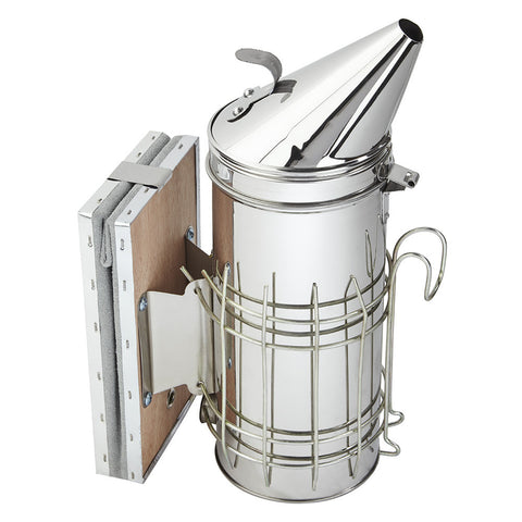 Large Bee Smoker - Stainless Steel Bee keeper's Bee Hive Smoker