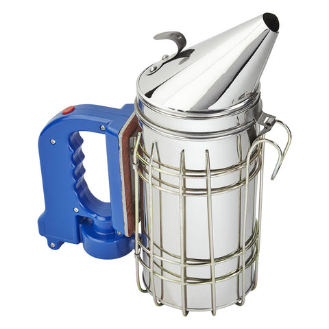 Battery Powered Stainless Steel Electric Bee Smokers