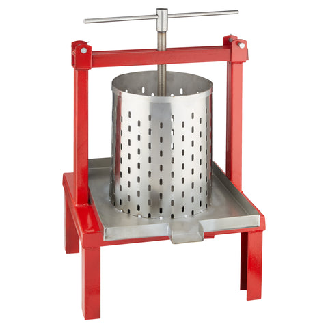 Bee Proof Suits Stainless Steel Wax Press