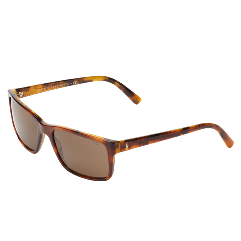 Lacoste Keyhole Cat's Eye Sunglasses