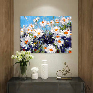 "DIY Painting By Numbers - Flower (16""x20"" / 40x50cm)"