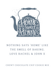 New Home Cookie Mix