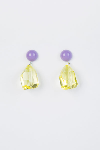 Ice Candy Drop Earrings