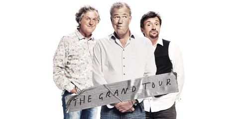 Former Top Gear Hosts to be Featured in Amazon's The Grand Tour