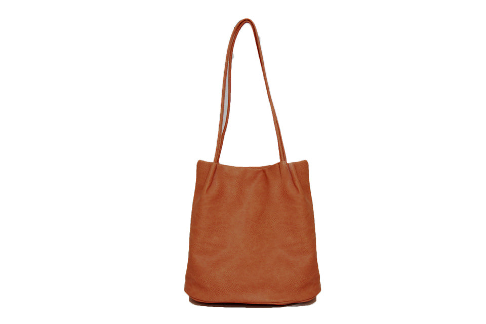 Brown Tote Bag 6773