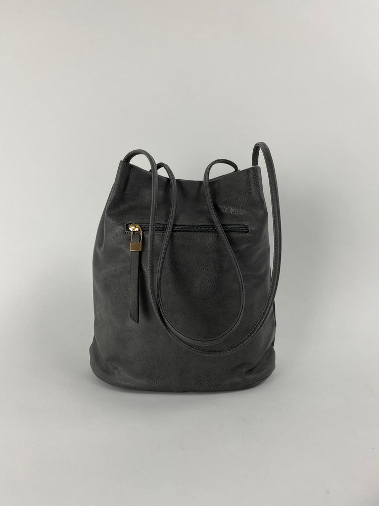 6773 Grey Tote bag