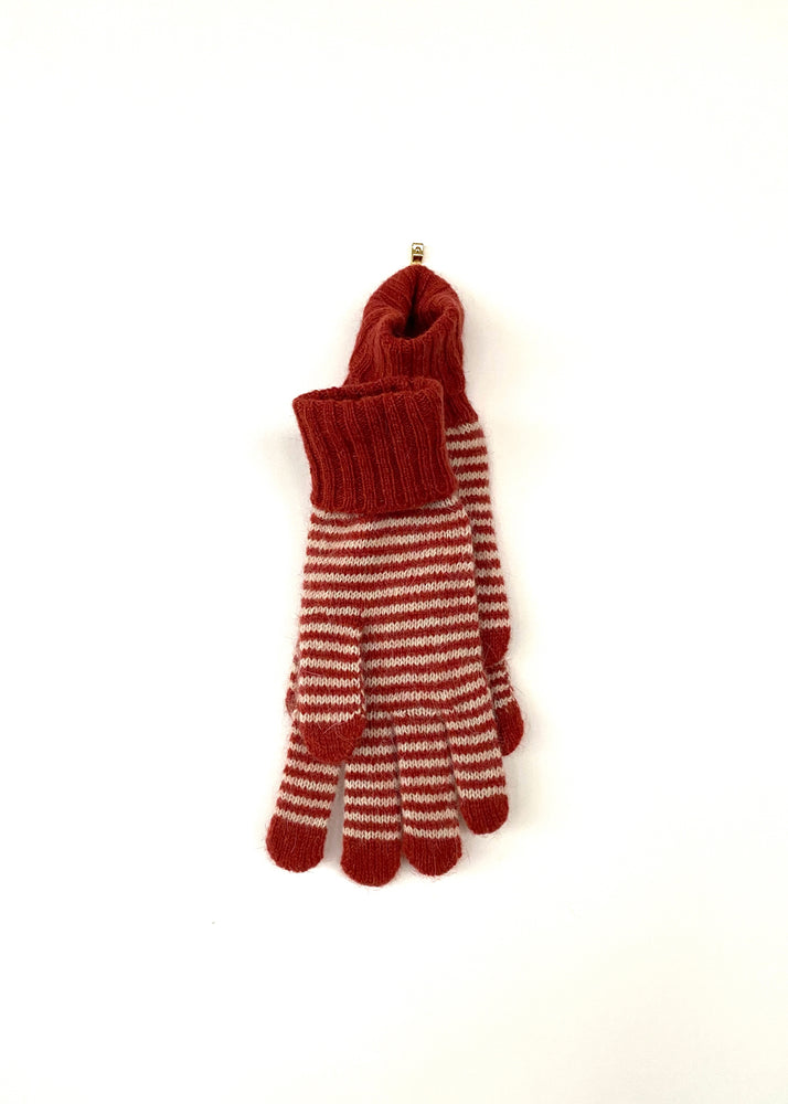 Stripe gloves G1939