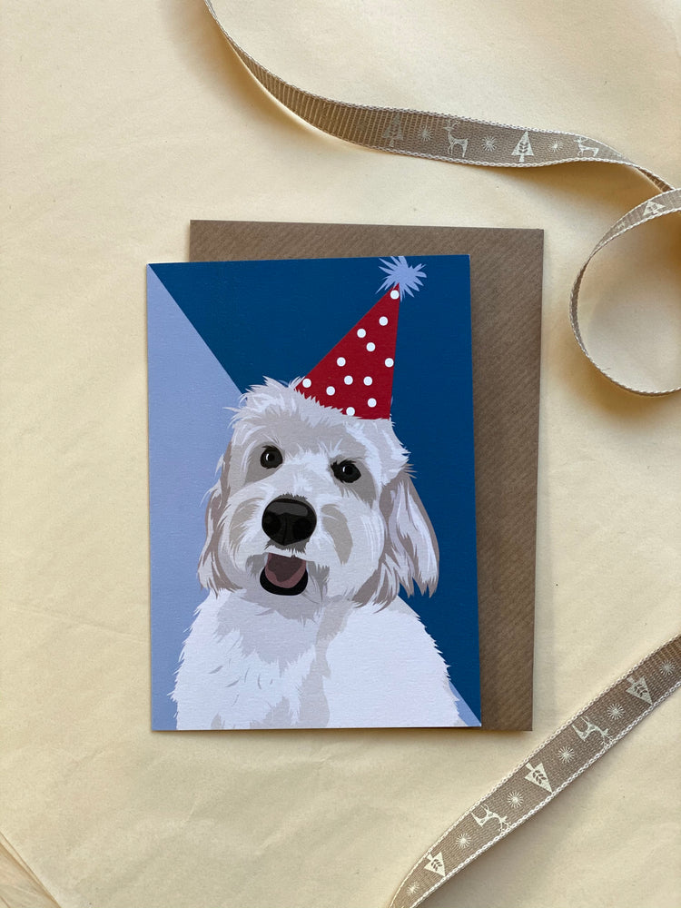 Greetings Card Parker 176