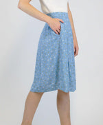 Maggie Skirt Bumble Bee Print