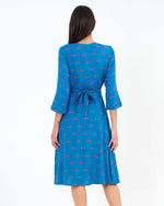 Marcie Dress Fox Print