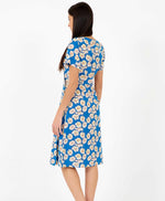Sabrina Dress Daisy Print