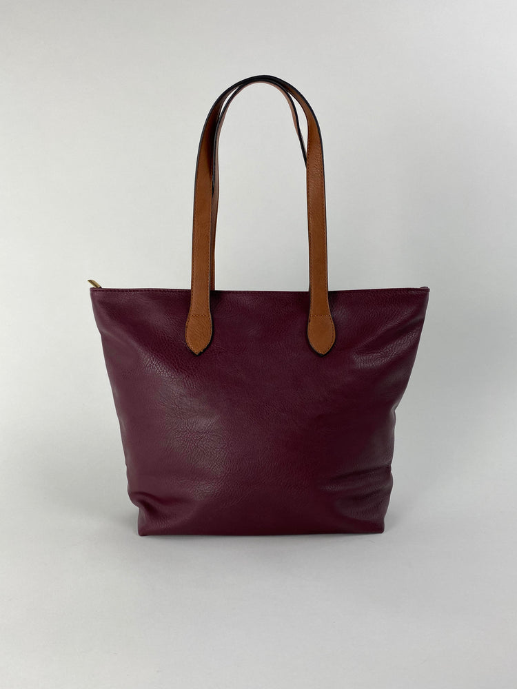 Purple Tote bag 2881