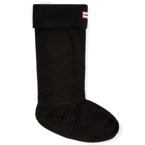 Sock Tall - Black - Size XL