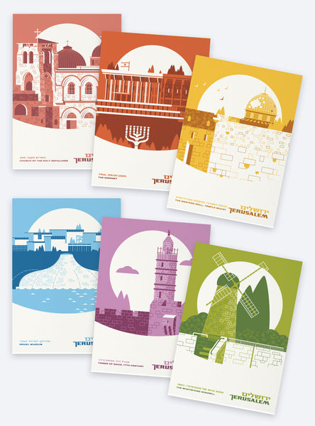 Jerusalem Mini Set