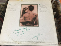 Danny Chan / 陳百強 - 無聲勝有聲 CW/Lyrics 33⅓rpm (Out Of Print) (Graded: VG/EX)