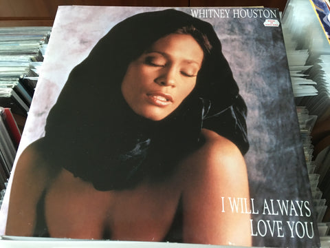 "Whitney Houston - I Will Always Love You 12"" Single 45rpm (Out Of Print) (Graded:NM/NM)"