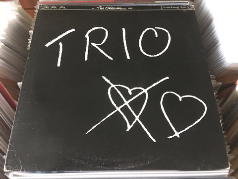 "Trio ‎– Da Da Da 12"" Single 45rpm (Out Of Print) (Graded:EX/NM)"