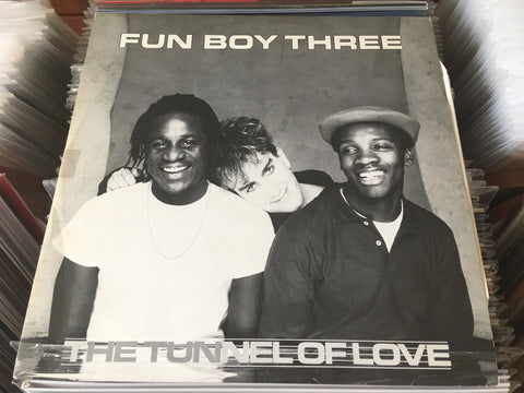 "Fun Boy Three ‎– The Tunnel Of Love 12"" Single 45rpm (Out Of Print) (Graded:NM/EX)"