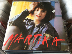 "Martika ‎– I Feel The Earth Move 12"" Single 45rpm (Out Of Print) (Graded:NM/NM)"