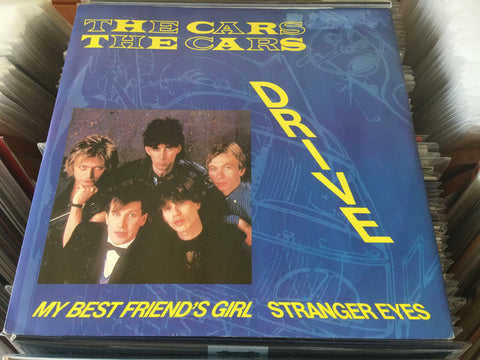 "The Cars - Drive 12"" Single 45rpm (Out Of Print) (Graded:NM/EX)"