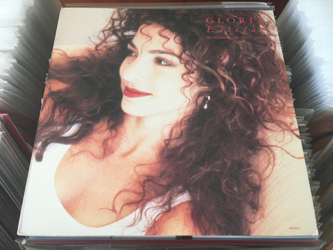 "Gloria Estefan - Remember Me With Love 12"" Single 45rpm (Out Of Print) (Graded:NM/NM)"