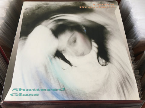 "Laura Branigan - Shattered Glass 12"" Single 33⅓rpm (Out Of Print) (Graded:NM/NM)"