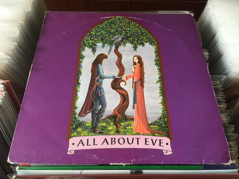 "All About Eve - Our Summer 12"" Single 45rpm (Out Of Print) (Graded:VG/EX)"