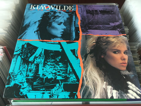 "Kim Wilde - Go For It 12"" Single 33⅓rpm (Out Of Print) (Graded:NM/NM)"