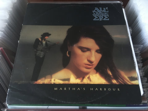"All About Eve - Martha's Harbour 12"" Single 45rpm (Out Of Print) (Graded:EX/EX)"