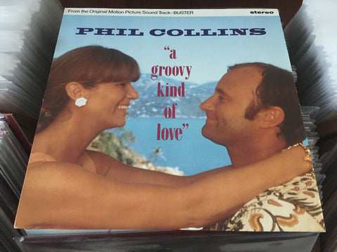 "Phil Collins - A Groovy Kind Of Love 12"" Single 45rpm (Out Of Print) (Graded:NM/EX)"