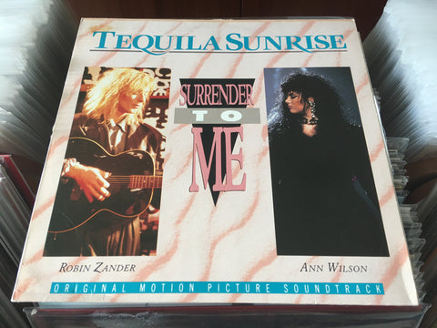"Ann Wilson & Robin Zander - Surrender To Me 12"" Single 45rpm (Out Of Print) (Graded:NM/NM)"