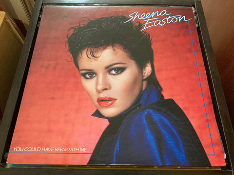 Sheena Easton - You Could Have Been With Me LP 33⅓rpm (Out Of Print) (Graded:NM/NM)