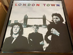 Wings - London Town LP 33⅓rpm (Out Of Print) (Graded:NM/NM)
