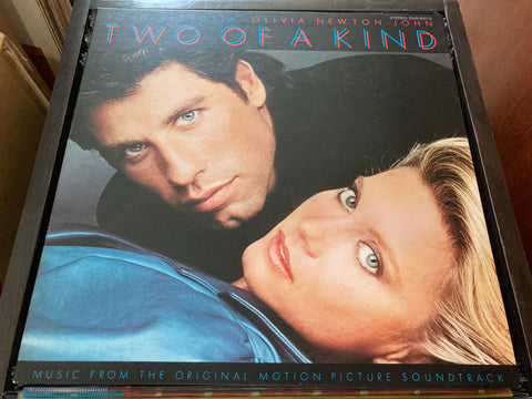 OST - Two Of A Kind LP 33⅓rpm (Out Of Print) (Graded:NM/NM)